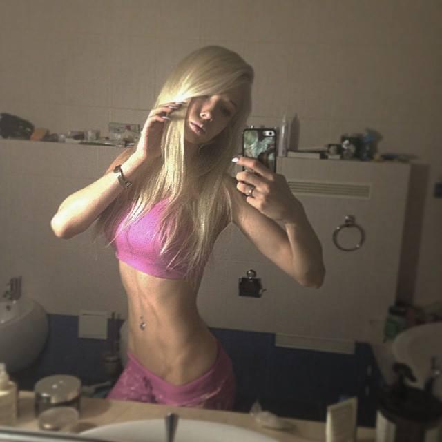 Valeria Lukyanova: la Prova che Barbie Esiste Davvero
