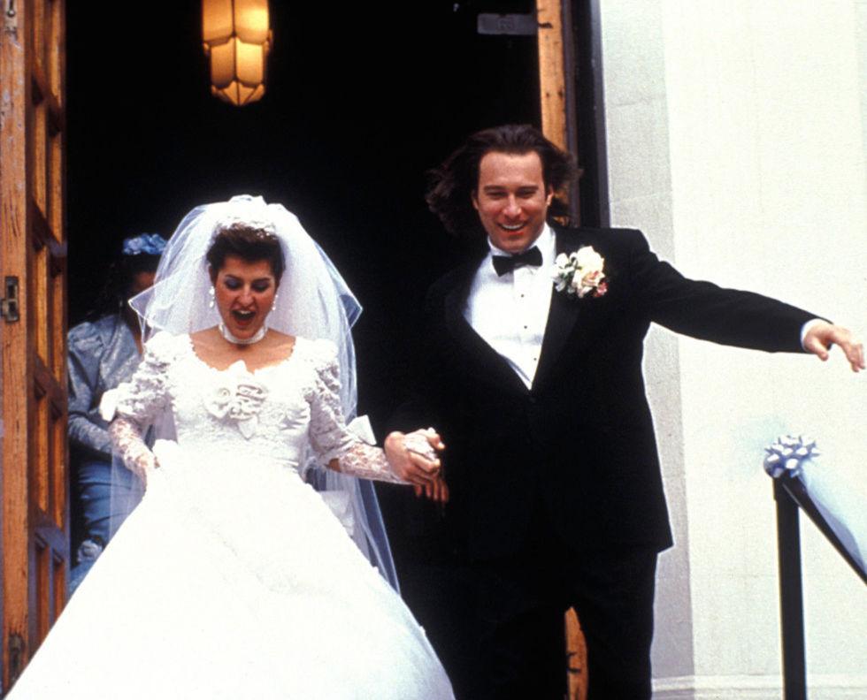 Gli Abiti da Sposa Più Strani (e alcuni anche Brutti) di Film e Serie Tv