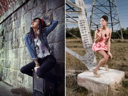 Le Pose Più Scomode e Assurde delle Modelle in 35 (inspiegabili) Foto