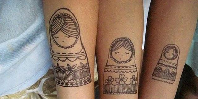 Madre e Figlie Unite per Sempre da un Tatuaggio: le Idee più Belle