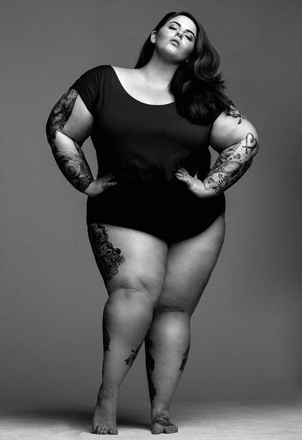 """Modella Oversize Lancia una Sfida: """"Vi dimostro che la Bellezza è in ogni Dimensione"""""""