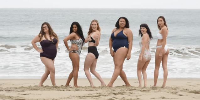"""I Costumi di Victoria's Secret Indossati da Donne """"Normali"""""""