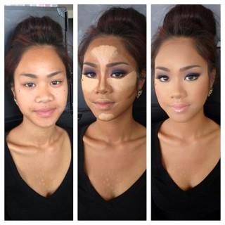 Come il Make-up Può Farti Sembrare una Persona Completamente Diversa