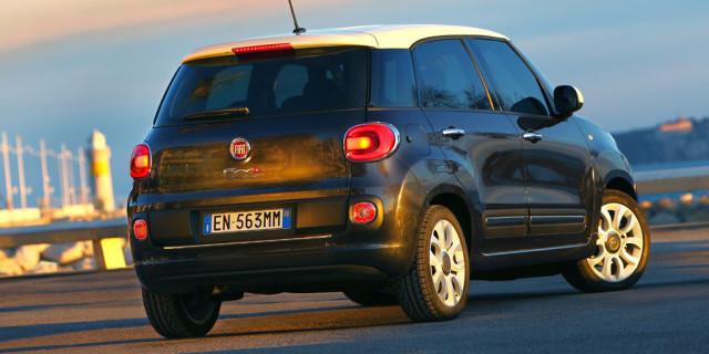 Fiat 500L, l'auto perfetta per le famiglie di oggi