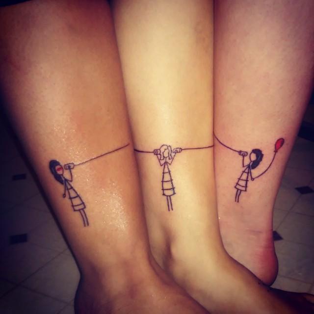 Idee Tatuaggi da Fare con la Tua Migliore Amica
