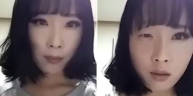 Si Strucca Solo Metà Viso: Ecco la Differenza in questo Video Surreale!