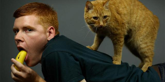 Uomini e Gattini: Ecco le Più Inquietanti Foto Trash dell'Anno