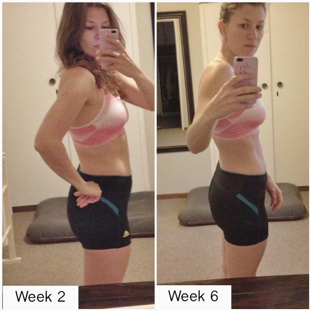 I Sorprendenti Risultati della Bikini Body Guide di Kayla Itsines