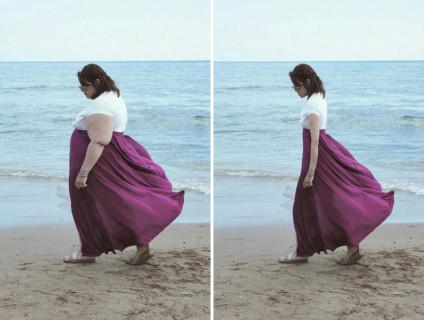 """La Campagna """"Snellisce"""" le Donne Curvy: """"Sono più Belle e Sane"""". È polemica"""
