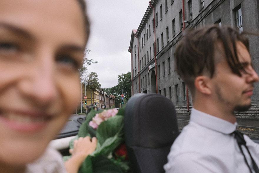 Quando la Sposa è anche Fotografa del suo stesso Matrimonio