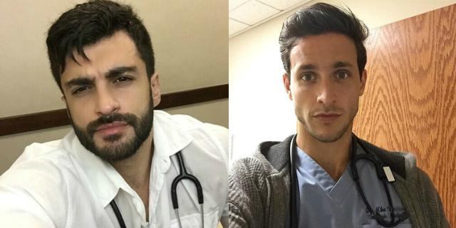Altro che Grey's Anatomy e E.R.: ecco i 24 Medici più Belli di Instagram!