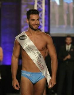Dopo Miss Italia, arriva Mister Italia 2015: Ecco chi è Alessandro Bivi (FOTO)