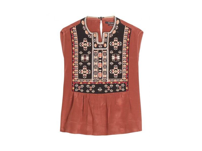 La Moda si Tinge di Ruggine, il Colore dell'Autunno 2015