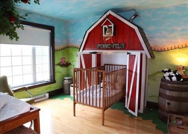 30 Meravigliose e Originali Camerette per Bambini