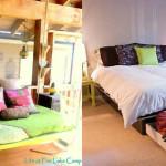 23 Idee per una Camera da Letto da Sogno e molto Originale!