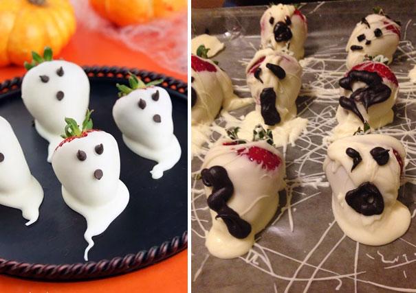 Halloween: 24 Ridicoli Dolci che Dovrebbero Mettere i Brividi, ma invece...