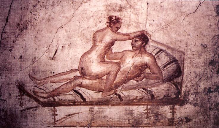 Arte erotica: 15 statue e pitture antiche che fanno impallidire la pornografia moderna
