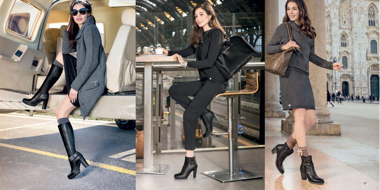 Nerogiardini collezione a i 15 16 roba da donne - Stivali nero giardini autunno inverno 2015 ...