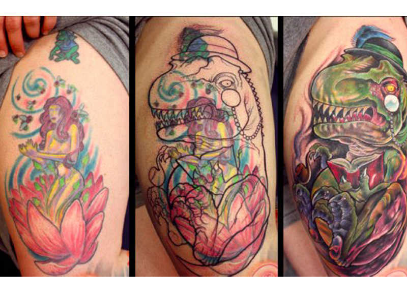 40 Tatuaggi Venuti Male e (Fortunatamente) Ricostruiti!