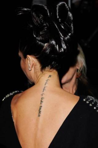 I 34 Tatuaggi più Belli e Graziosi delle Celebrities!