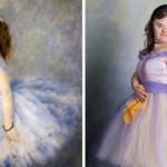 Bimbi e Ragazzi Affetti da Sindrome di Down Diventano... 18 Opere d'Arte!