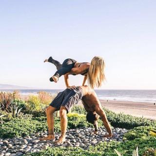 38 Coppie che Dimostrano come Allenarsi Insieme Faccia Bene all'Amore!
