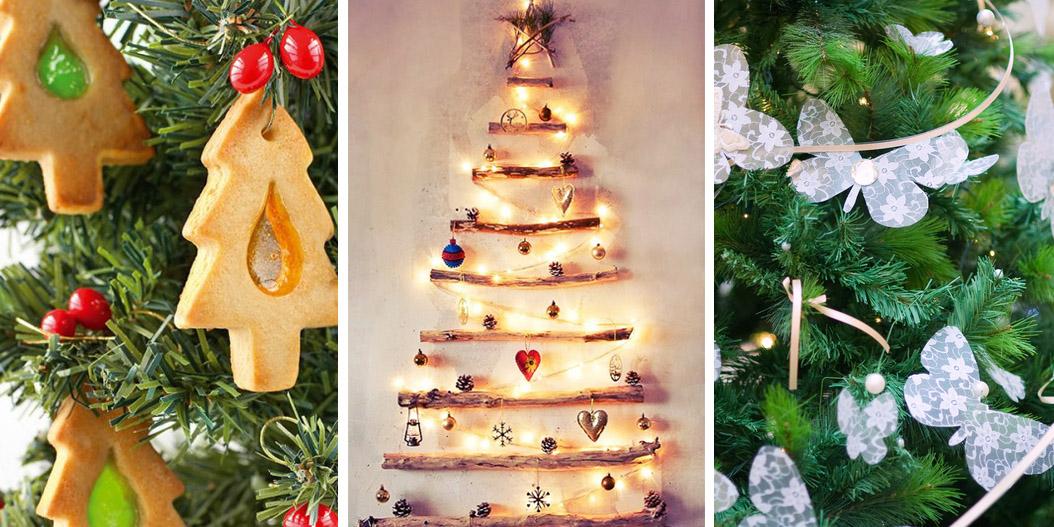 Decorazioni per l 39 albero di natale roba da donne - Idee per decorare l albero ...