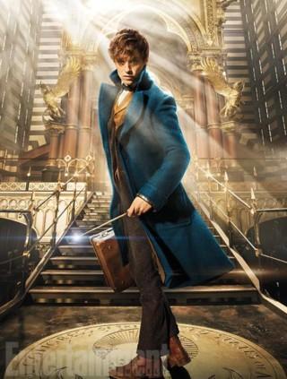 Fantastic Beasts: le Prime Foto del Nuovo Film Dedicato al Mondo di Harry Potter
