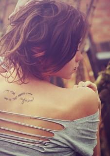 Le 30 Parti del Corpo Ideali per un Tatuaggio Femminile!