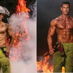 Il Calendario Hot dei Pompieri... che Scaldano l'Atmosfera! Ecco le Foto