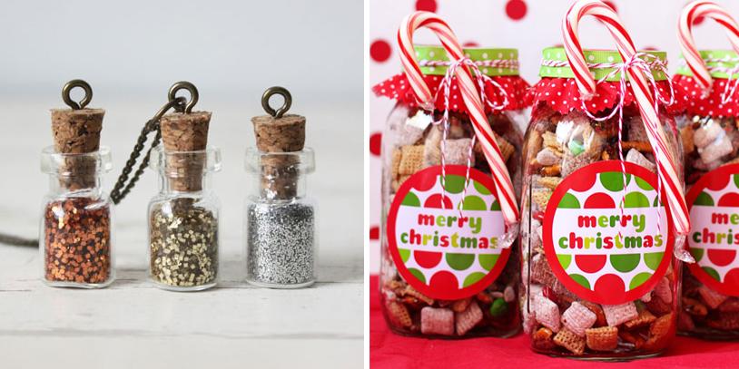 Top Creare dei regali fatti a mano per Natale DE96