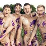 Canottieri Inglesi Nudi Contro l'Omofobia: Ecco il Calendario Hot 2016