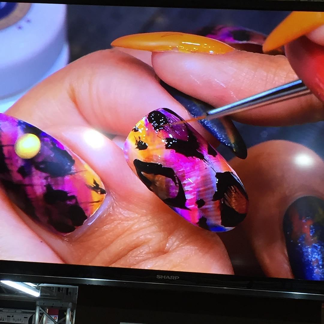 Le Unghie Più Folli dal Tokyo Nail's Expo, Ecco le Foto!