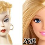 57 Anni di Barbie in 57 Scatti: Ecco Come è Cambiata dal 1959 ad Oggi!