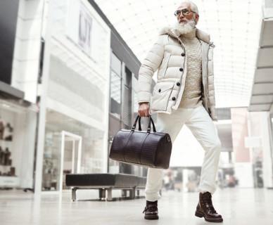 Paul Mason, il Babbo Natale Sexy che non Viene dalla Lapponia ma dalle Passerelle in 19 Scatti!