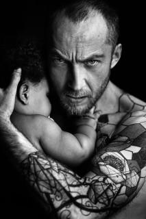40 Tenerissime Immagini di Genitori Tatuati in Compagnia dei Loro Piccoli!
