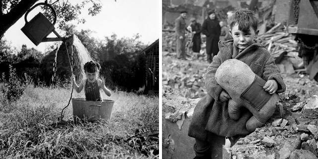 22 Foto Commoventi di Bambini di Ieri, Forse non Così Diversi da Oggi!