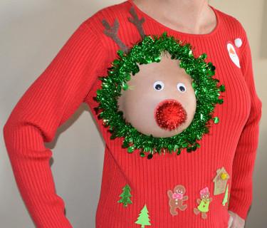 I 37 Maglioni da Non Indossare questo Natale (e neanche per i prossimi)