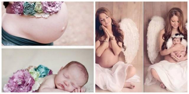 Gravidanza Prima e Dopo: 15 foto Eccezionali che Raccontano la Magia dell'Attesa