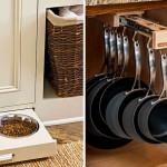 Cucina Piccola? 20 Geniali Idee Salvaspazio per Sfruttare Ogni Piccolo Angolo