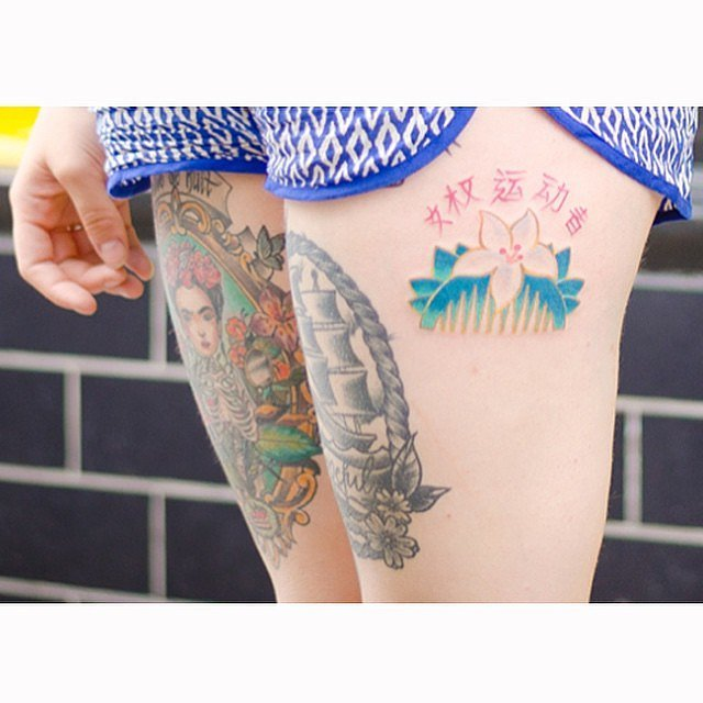 38 Tatuaggi Piccoli e Grandi Ispirati alle Principesse Disney!