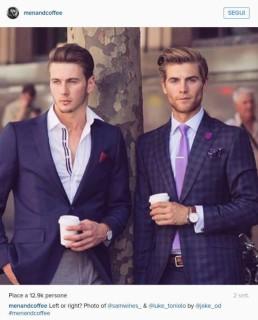 Uomini e Caffè: 23 Foto dell'Accoppiata più Hot di Instagram