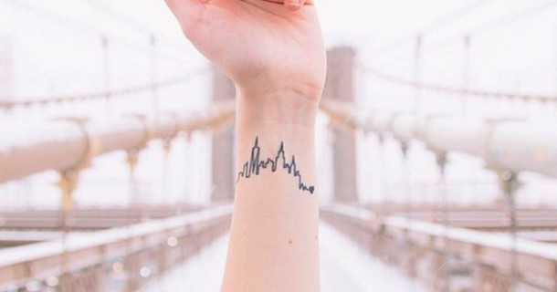 28 fantastici tatuaggi per chi ama viaggiare per il mondo!
