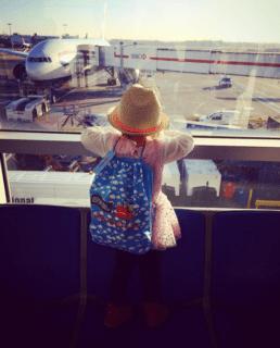 Ecco come è oggi la viaggiatrice più piccola (ancora per poco) del mondo!