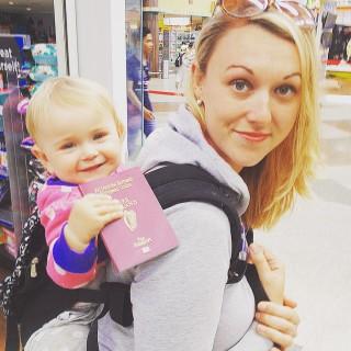La Viaggiatrice più Piccola al Mondo: Ecco Cosa Ha Fatto Questa Mamma Durante la Maternità