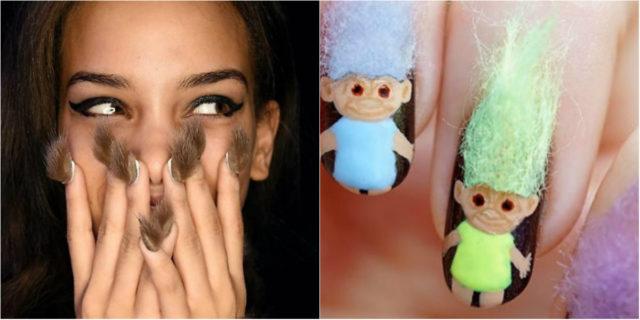 Unghie pelose: è la fine di un'assurda tendenza nail art. O no?