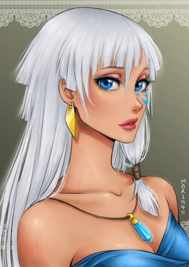 Principesse Manga: dai Tratti della Disney a quelli Tipici Giapponesi. Come le preferite?
