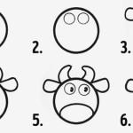 10 Modi per Insegnare a Disegnare ai Tuoi Bambini Usando i Cerchi!