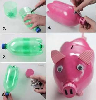 25 Cose che Non Avreste Mai Pensato di Fare con delle Semplici Bottiglie di Plastica