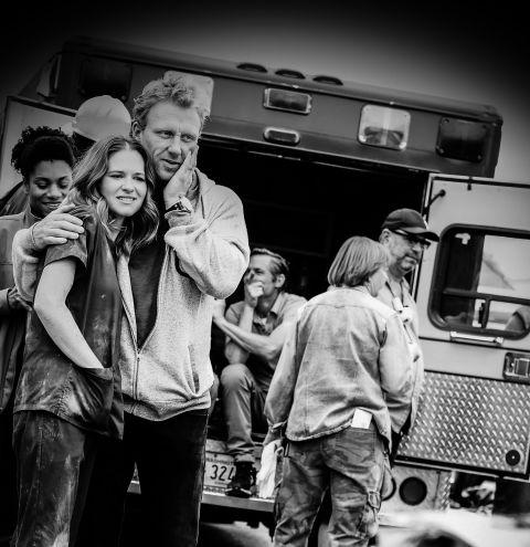 Grey's Anatomy: 11 Scene Esclusive del Backstage Immortalate da Stephanie Edwards